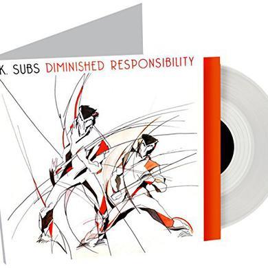 U.K. Subs DIMINISHED RESPONSIBILITY Vinyl Record