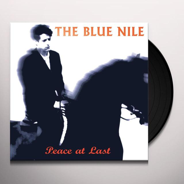 Blue Nile PEACE AT LAST Vinyl Record - UK Import