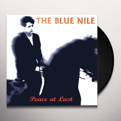 Blue Nile PEACE AT LAST Vinyl Record - UK Import