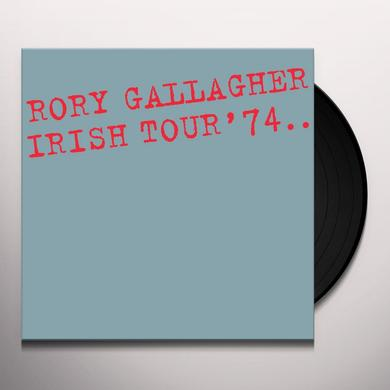 Rory Gallagher IRISH TOUR '74: EXPANDED Vinyl Record
