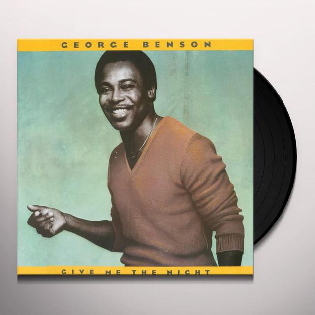 George Benson GIVE ME THE NIGHT Vinyl Record