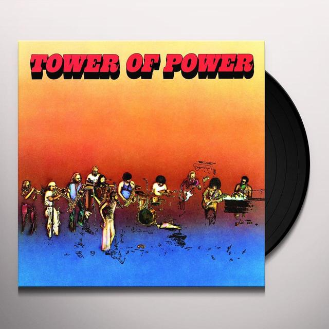 TOWER OF POWER Vinyl Record - Holland Import