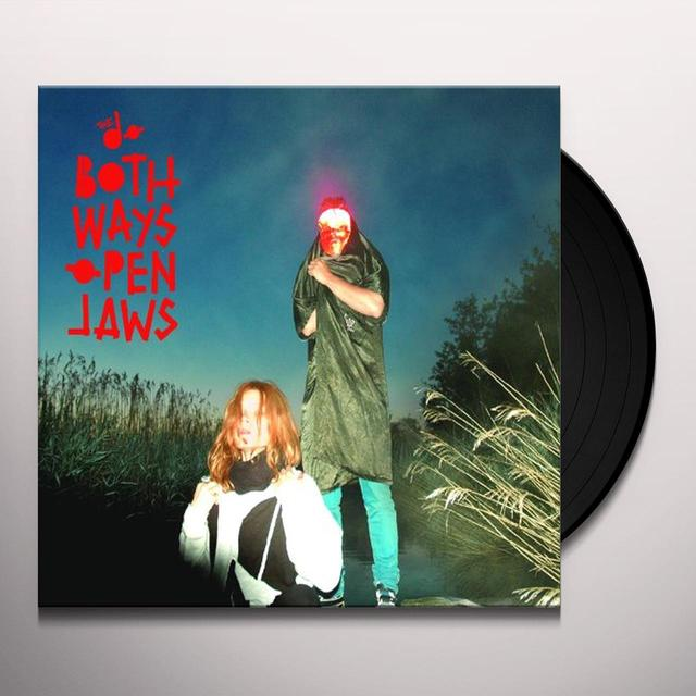 DO BOTH WAYS OPEN JAWS Vinyl Record - UK Import