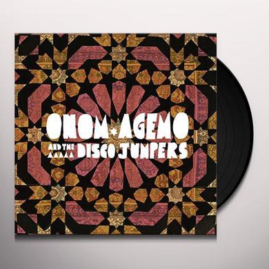 Onom Agemo CRANES & CARPETS Vinyl Record - UK Release