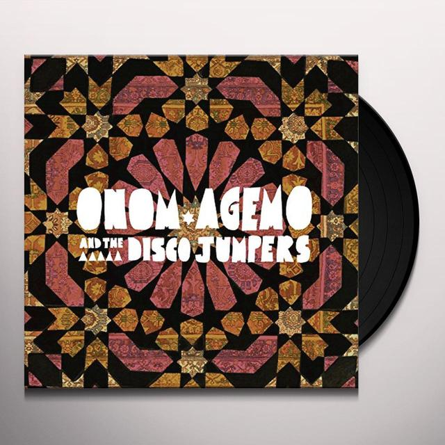 Onom Agemo CRANES & CARPETS Vinyl Record - UK Import