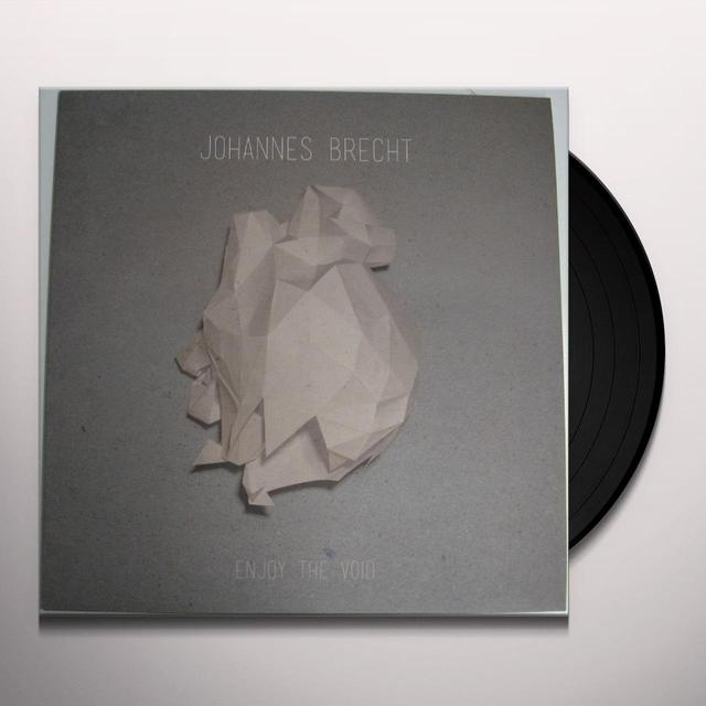Johannes Brecht ENJOY THE VOID Vinyl Record - UK Import