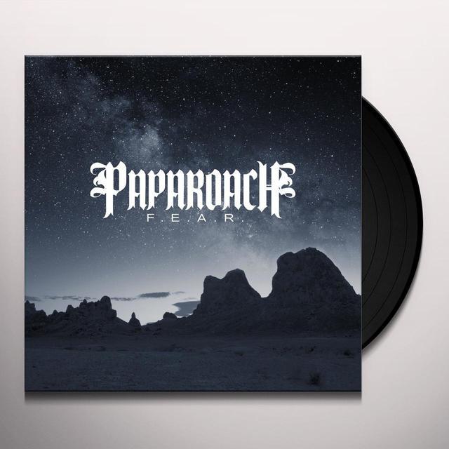 Papa Roach F.E.A.R. (UK) (Vinyl)