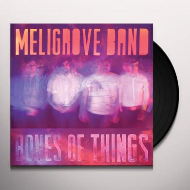 The Meligrove Band BONES OF THINGS Vinyl Record
