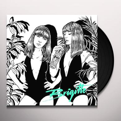 BRIGITTE BOUCHE QUE VEUX-TU Vinyl Record