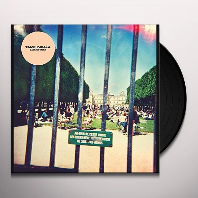 Tame Impala LONERISM Vinyl Record - Holland Import