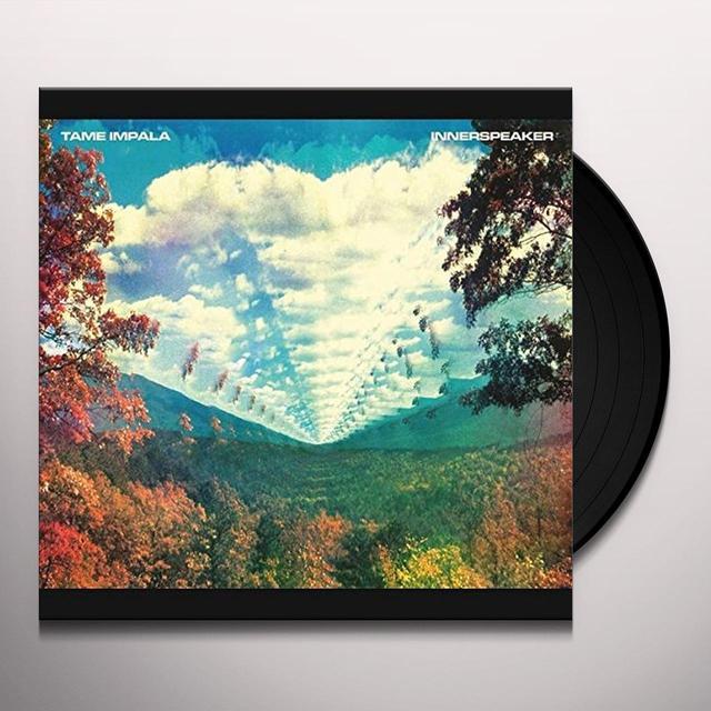 Tame Impala INNERSPEAKER Vinyl Record - Holland Import