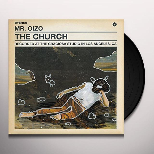 Mr. Oizo CHURCH (UK) (Vinyl)