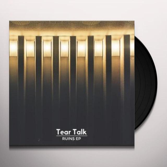 Tear Talk RUINS Vinyl Record - 10 Inch Single, UK Import