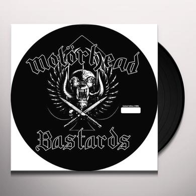 Motorhead BASTARDS Vinyl Record