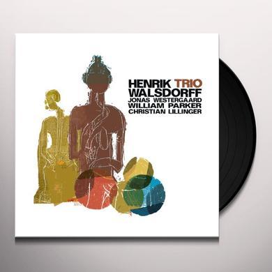 HENRIK WALSDORFF TRIO Vinyl Record