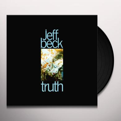 Jeff Beck TRUTH Vinyl Record - Gatefold Sleeve, Limited Edition, 180 Gram Pressing