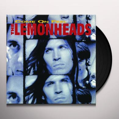 COME ON FEEL THE LEMONHEADS Vinyl Record - Holland Import