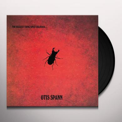 Otis Spann BIGGEST THING SINCE COLOSSUS Vinyl Record - Holland Import