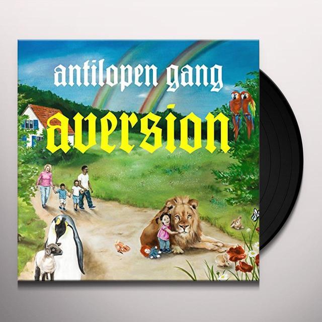 ANTILOPEN GANG AVERSION (GER) Vinyl Record
