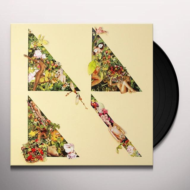 Born Ruffians B-SIDES & ACOUSTICS Vinyl Record - Canada Release