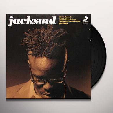 JACKSOUL EXCLUSIVE COLLECTION Vinyl Record