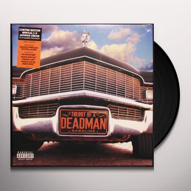 Theory of a Deadman GASOLINE Vinyl Record - Canada Import