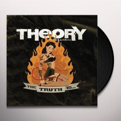 THEORY OF A DEADMAN Vinyl Record - Canada Import