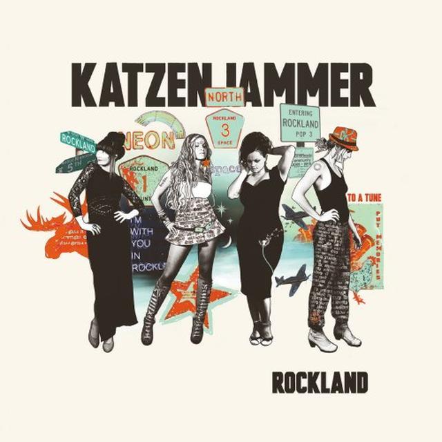 Katzenjammer ROCKLAND Vinyl Record