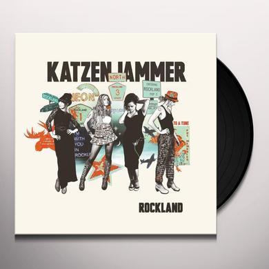 Katzenjammer ROCKLAND Vinyl Record - UK Import