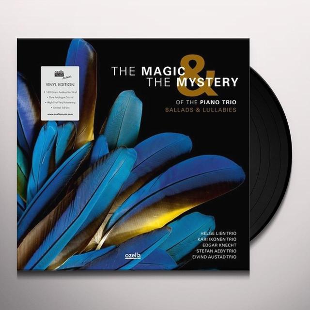 MAGIC & THE MYSTERY OF THE PIANO TRIO / VARIOUS (Vinyl)