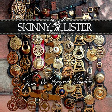 Skinny Lister DOWN ON DEPTFORD BROADWAY Vinyl Record