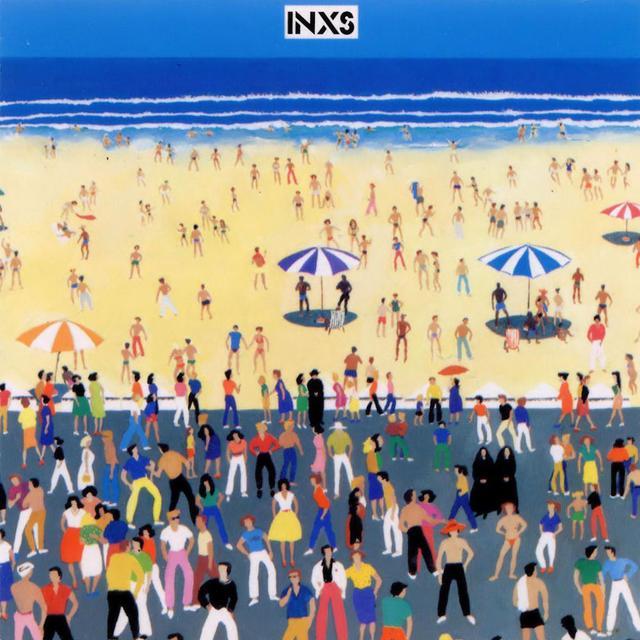 INXS Vinyl Record
