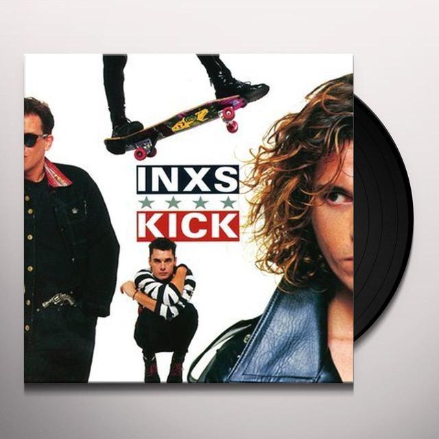 Inxs KICK Vinyl Record - UK Import
