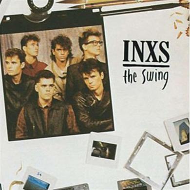 Inxs SWING Vinyl Record