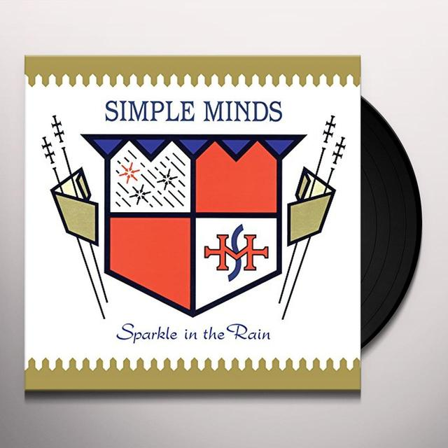 Simple Minds SPARKLE IN THE RAIN (UK) (Vinyl)