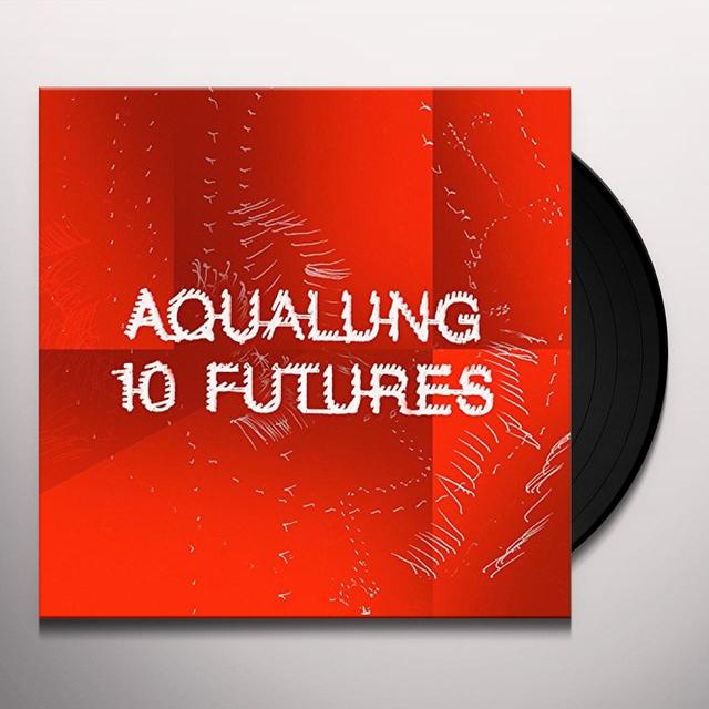 Aqualung 10 FUTURES Vinyl Record