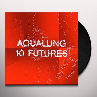 Aqualung 10 FUTURES Vinyl Record - UK Import
