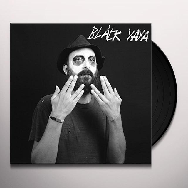 BLACK YAYA Vinyl Record