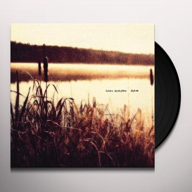 Johan Agebjorn & Loney Dear NOTES (UK) (Vinyl)