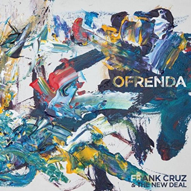 Frank Cruz OFRENDA Vinyl Record
