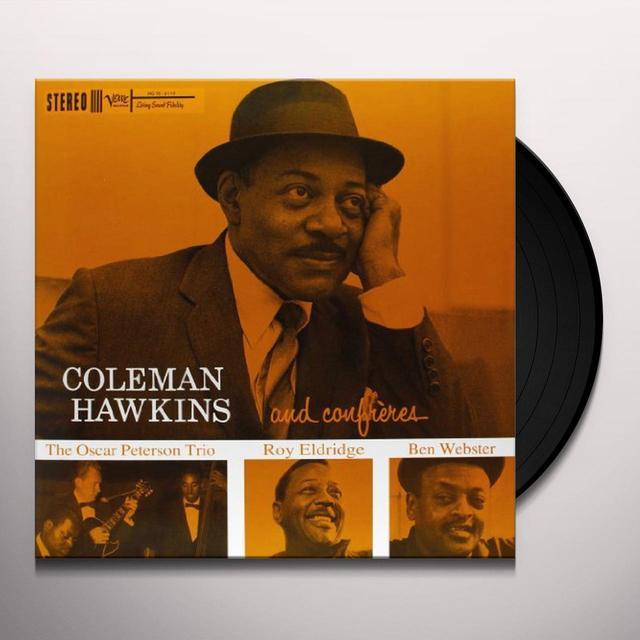 COLEMAN HAWKINS & CONFRERES Vinyl Record - 180 Gram Pressing
