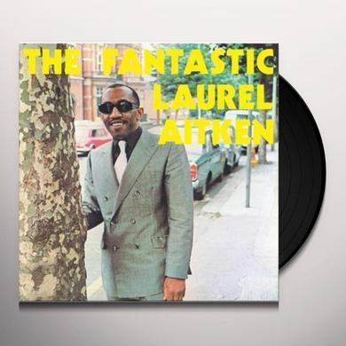 FANTASTIC LAUREL AITKEN (BONUS TRACKS) Vinyl Record