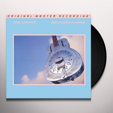 Dire Straits BROTHERS IN ARMS Vinyl Record - 180 Gram Pressing
