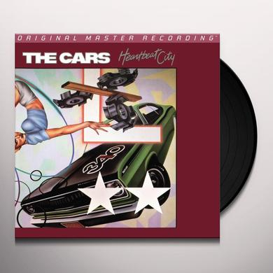 The Cars HEARTBEAT CITY Vinyl Record - Limited Edition, 180 Gram Pressing