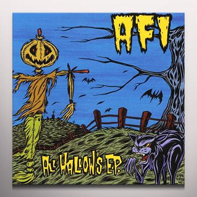 AFI ALL HALLOW'S E.P.  (EP) Vinyl Record - Colored Vinyl