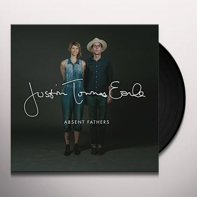 Justin Townes Earle ABSENT FATHERS Vinyl Record