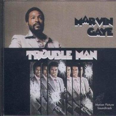 Marvin Gaye TROUBLE MAN Vinyl Record