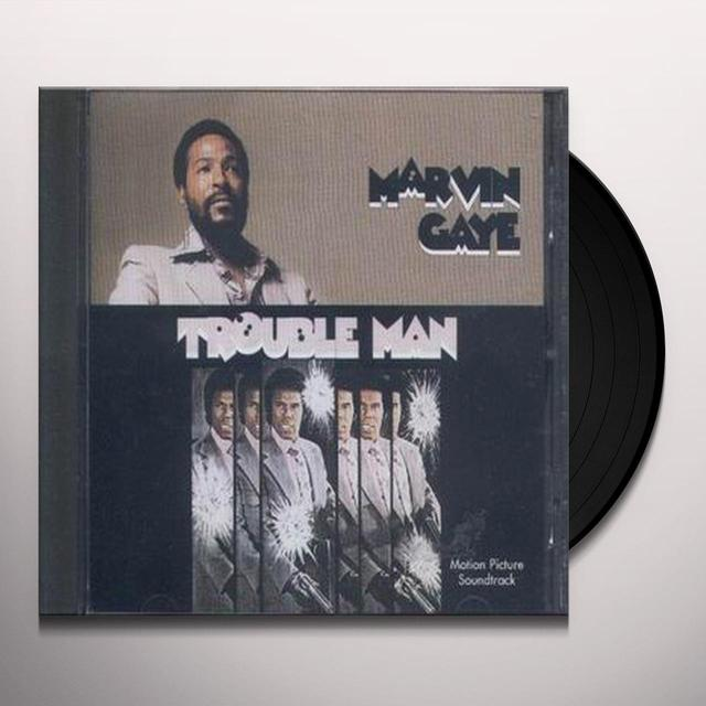 Marvin Gaye TROUBLE MAN Vinyl Record