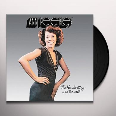 Ann Peebles HANDWRITING IS ON THE WALL Vinyl Record