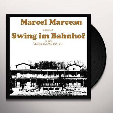 Clarke-Boland SWING IN BAHNHOF Vinyl Record